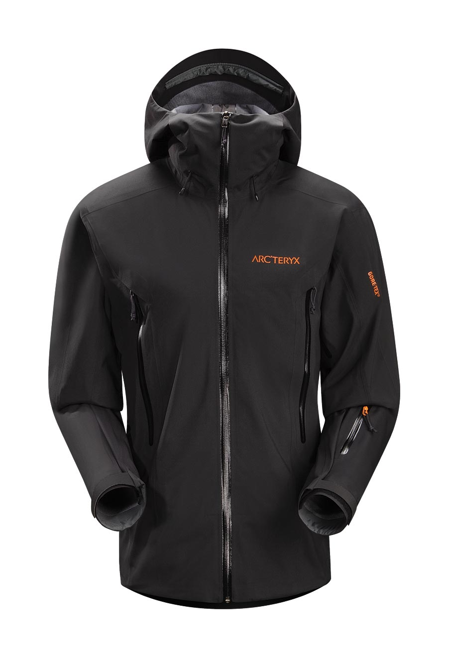 Arcteryx Black Crossbow Jacket